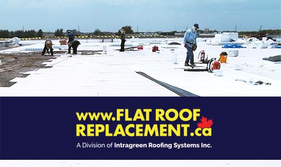 toronto flat roofing company